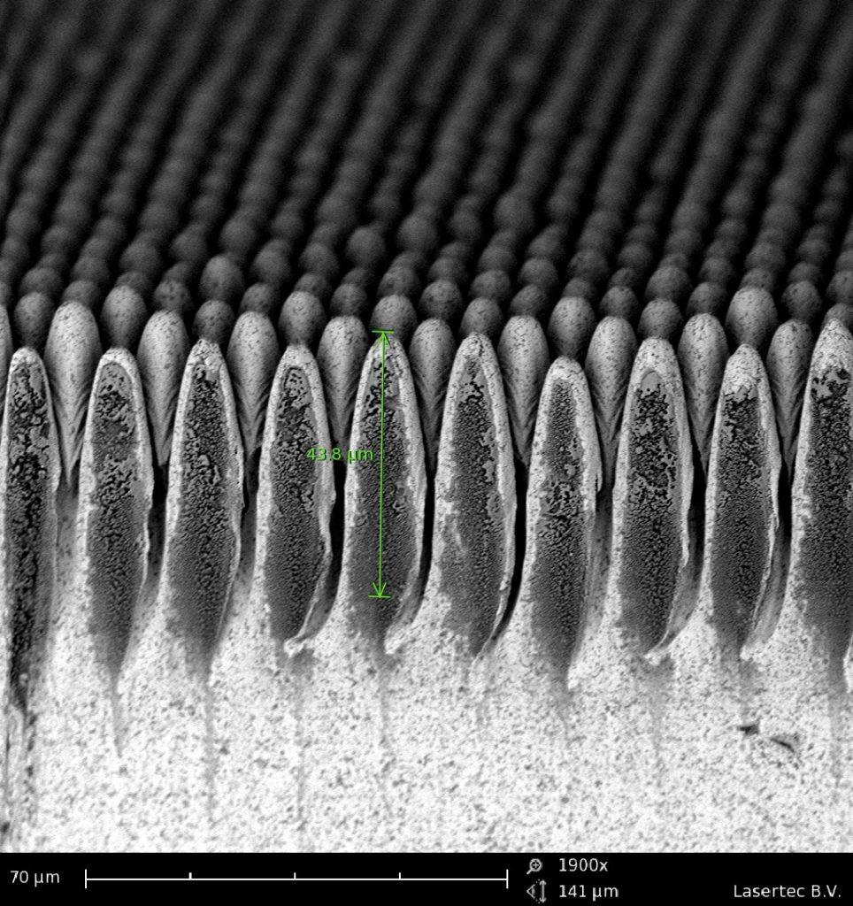 Lasertec microprocessing lasertechnologie