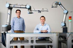 Oprichters van Smart Robotics